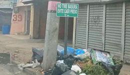 El problema de la basura visto por un economista